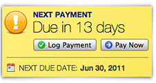 Never miss a bill payment. No more late fees.